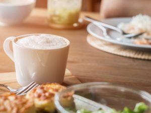素食咖啡店出售 photo