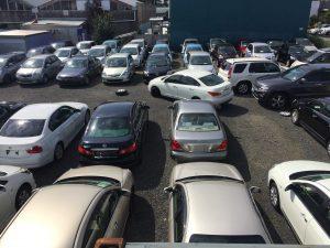 盈利的二手汽车经销商 photo