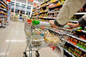 奥克兰CBD的亚洲超市出售 photo