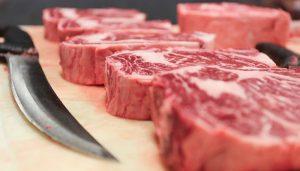 市场高利润肉店出售 photo