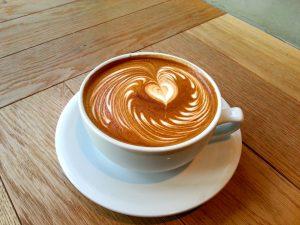 北岸知名连锁咖啡店出售 photo