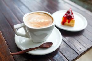 营业额高且租金低廉的咖啡店出售 photo