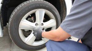 特许轮胎中心业务出售 photo