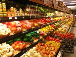 中区蔬果超市出售 photo