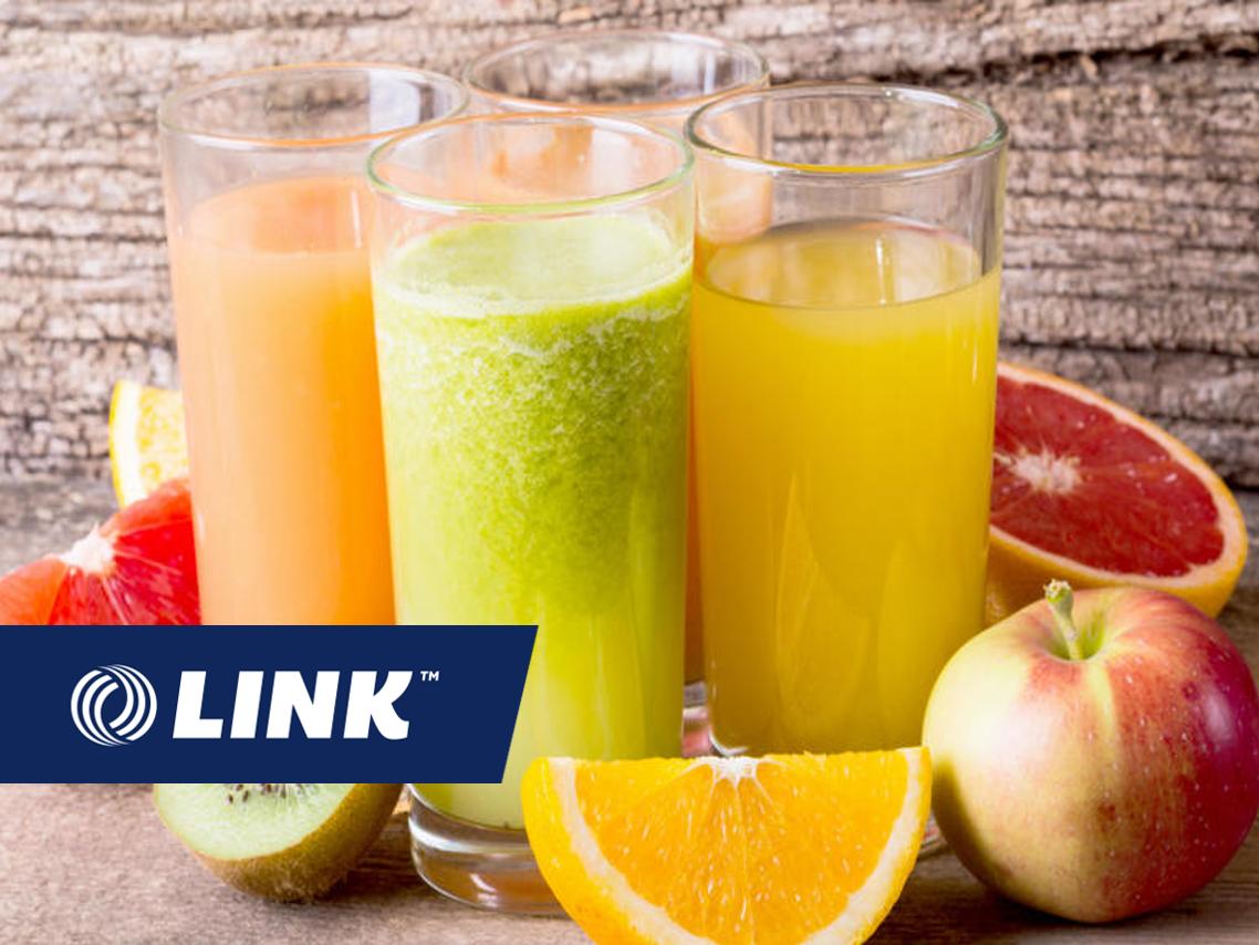 奥克兰CBD设备精良健康食品果汁吧出售 photo